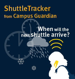 ShuttleTracker by Campus Guardian